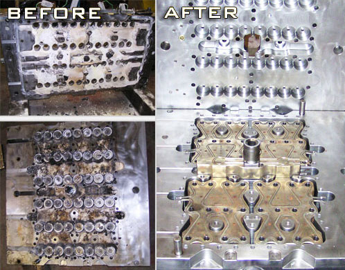 Manifold Before and After